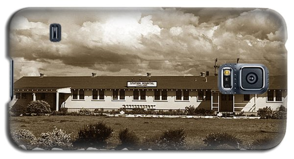 The Fort Ord Station Hospital Administration Building T-3010 Building Fort Ord Army Base Circa 1950 Galaxy S5 Case