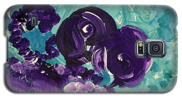 The Purps At The Badger Stop Galaxy S5 Case