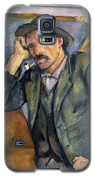 The Smoker Galaxy S5 Case by Paul Cezanne