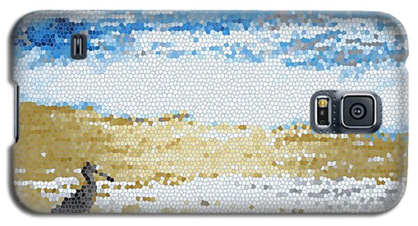 Galaxy S5 Case featuring the photograph  Thinking Of Summer by Everette McMahan jr