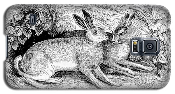 Two Hares Galaxy S5 Case