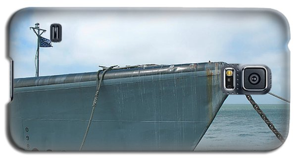 Uss Pampanito - Vintage Submarine Galaxy S5 Case by Connie Fox