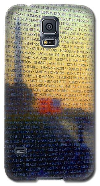 Vietnam Veterans Memorial Galaxy S5 Case