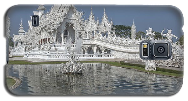 Wat Rong Khun Ubosot Dthcr0001 Galaxy S5 Case