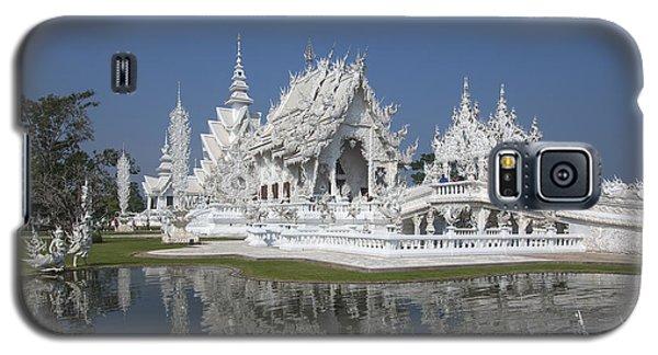 Wat Rong Khun Ubosot Dthcr0002 Galaxy S5 Case