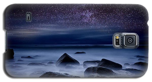 Landscapes Galaxy S5 Case -  Where Dreams Begin by Jorge Maia