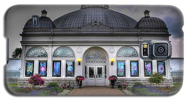 001 Buffal And Erie County Botanical Gardens Galaxy S5 Case