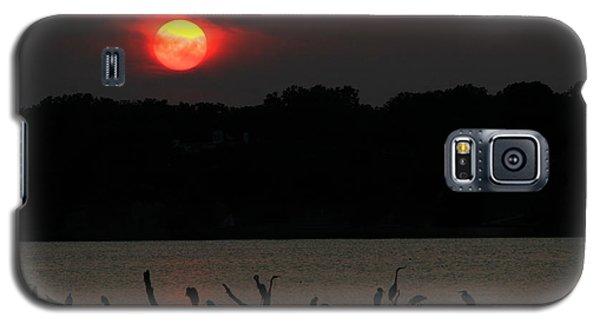 0016 White Rock Lake Dallas Texas Galaxy S5 Case