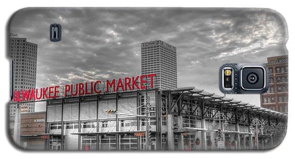 0038 Milwaukee Public Market Galaxy S5 Case