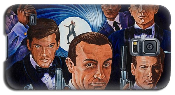 007 Galaxy S5 Case by Michael Frank