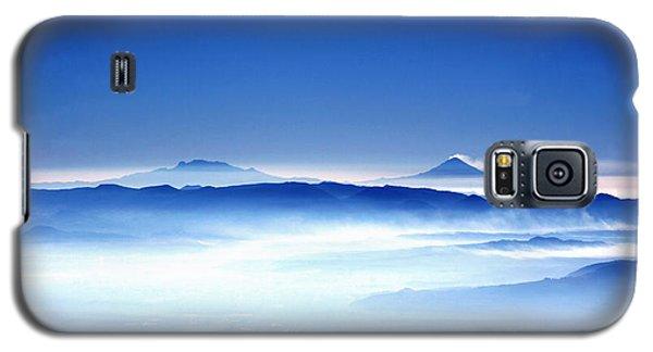 00704 Vulcanos Mexico Galaxy S5 Case