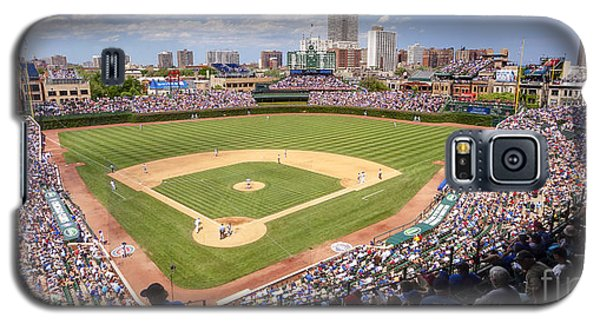 0100 Wrigley Field - Chicago Illinois Galaxy S5 Case