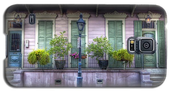 0267 French Quarter 5 - New Orleans Galaxy S5 Case
