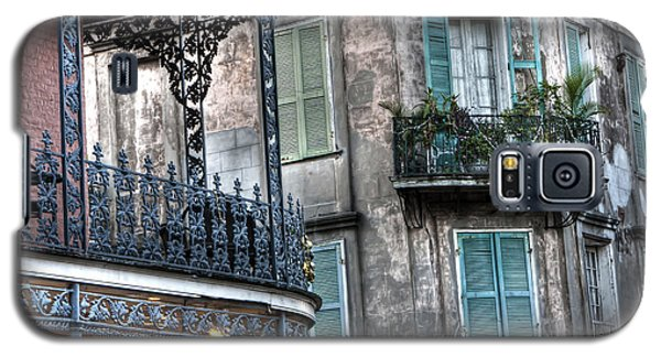 0275 New Orleans Balconies Galaxy S5 Case