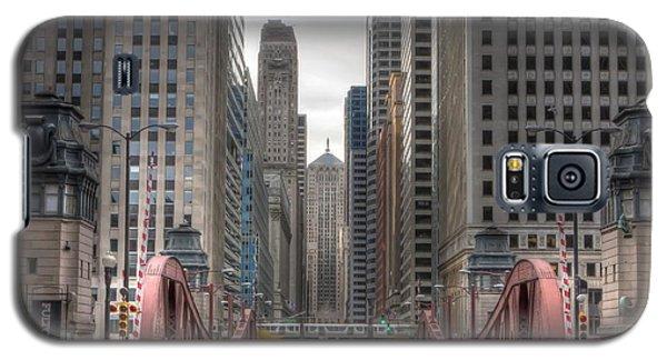 0295 Lasalle Street Chicago Galaxy S5 Case