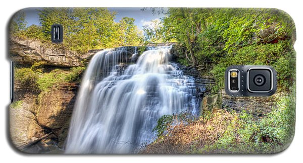 0302 Cuyahoga Valley National Park Brandywine Falls Galaxy S5 Case