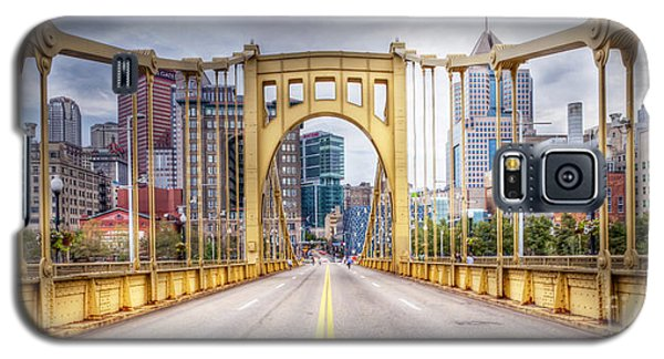0305  Pittsburgh 10 Galaxy S5 Case