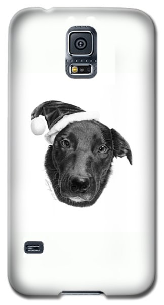 039 - 2014 Emmie Christmas Galaxy S5 Case by Abbey Noelle