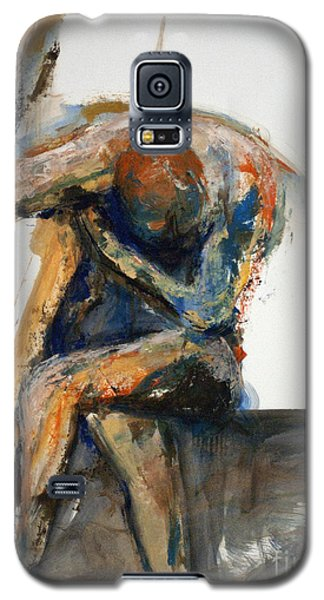 04868 Confusion Galaxy S5 Case by AnneKarin Glass