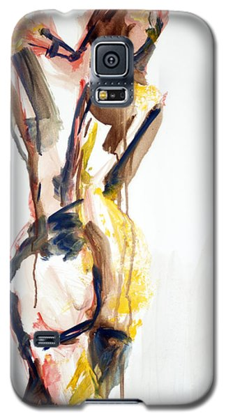 04876 Coming Home Galaxy S5 Case by AnneKarin Glass