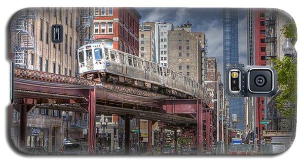 0489 Wabash Avenue Chicago Galaxy S5 Case