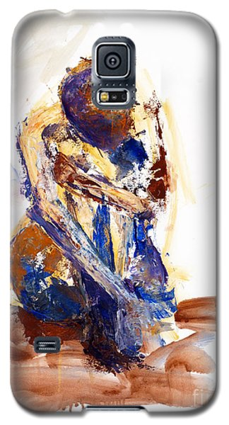 04893 Puddle Galaxy S5 Case by AnneKarin Glass