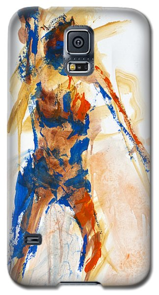 04897 Announcement Galaxy S5 Case by AnneKarin Glass