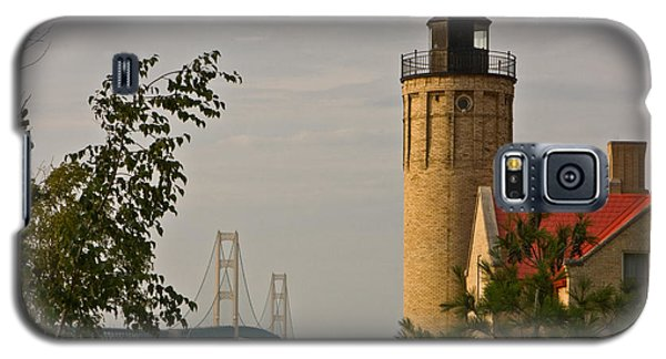 0558 Old Mackinac Point Lighthouse Galaxy S5 Case