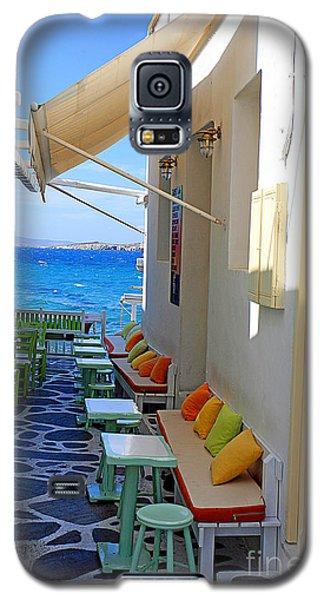 0560 Mykonos Greece Galaxy S5 Case