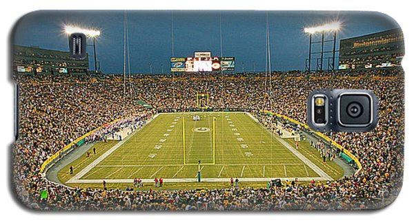 0614 Prime Time At Lambeau Field Galaxy S5 Case