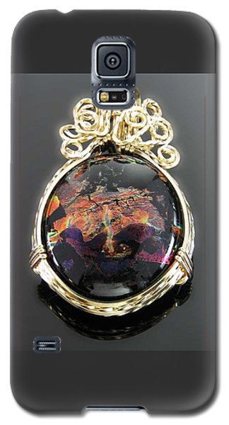 0624 Spirit Over The Earth Galaxy S5 Case