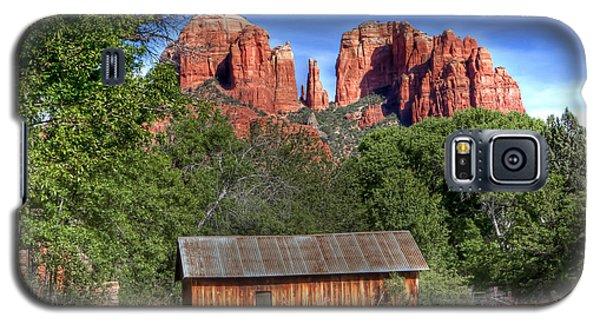 0682 Red Rock Crossing - Sedona Arizona Galaxy S5 Case