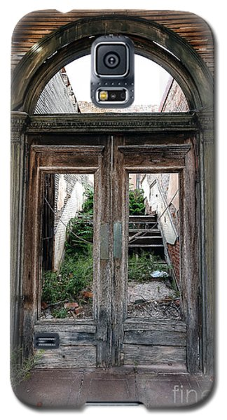 0707 Jerome Ghost Town Galaxy S5 Case