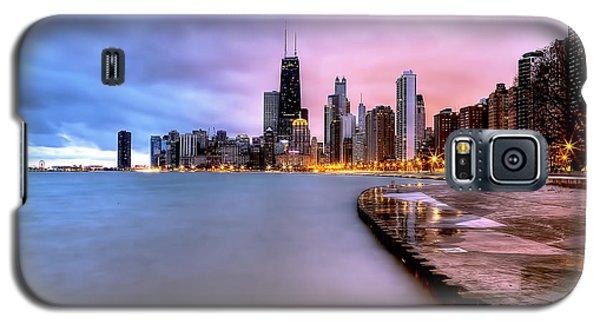 0865 Chicago Sunrise Galaxy S5 Case