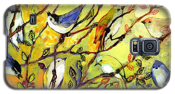 16 Birds Galaxy S5 Case