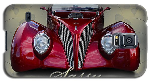 1939 Ford Coupe Galaxy S5 Case