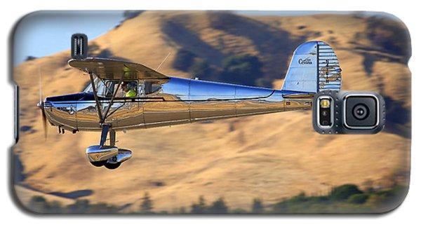 1947 Cessna 140 Fly-by N4151n Galaxy S5 Case