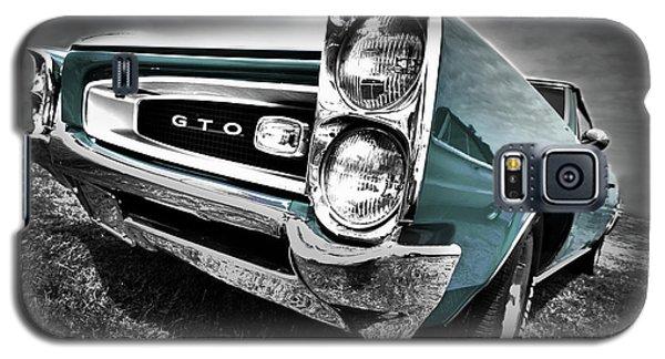1966 Pontiac Gto Galaxy S5 Case by Gordon Dean II