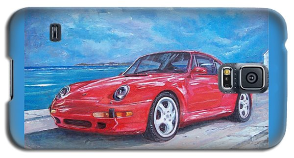 1997 Porsche Carrera S Galaxy S5 Case