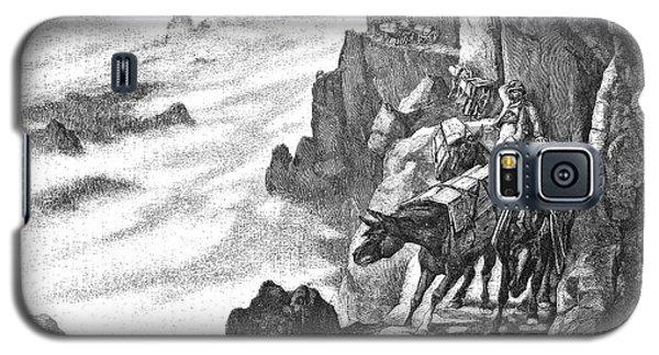 19th Century Smugglers Galaxy S5 Case by Bildagentur-online/tschanz