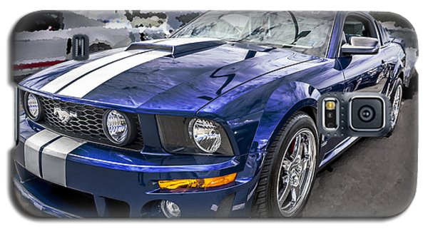 2008 Ford Shelby Mustang With The Roush Stage 2 Package Galaxy S5 Case