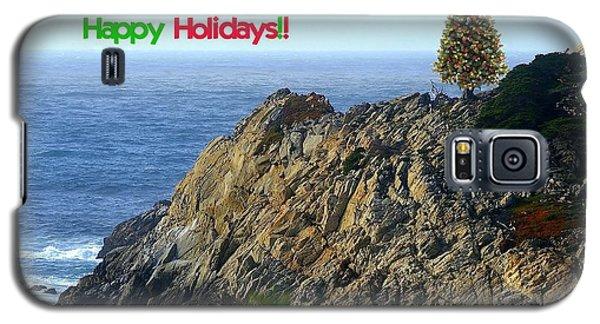Coastal Holiday Galaxy S5 Case