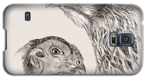 51. Game Hens Galaxy S5 Case