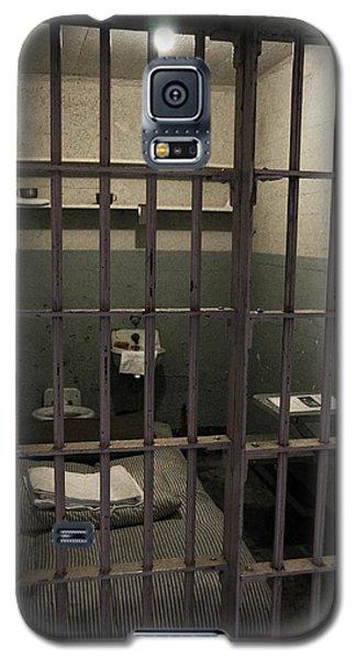 A Cell In Alcatraz Prison Galaxy S5 Case