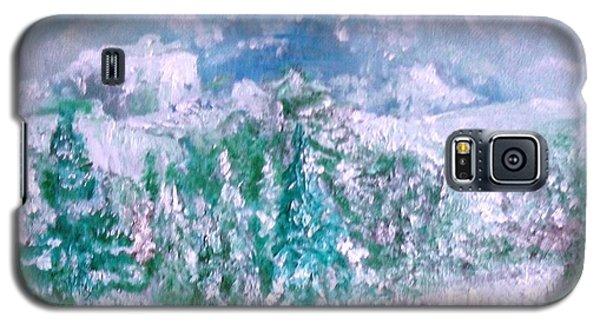 A Natural Christmas Galaxy S5 Case