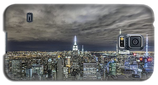 A Night In Nyc Galaxy S5 Case by Anthony Fields
