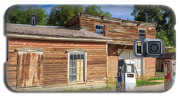 Abandoned Mining Buildings Galaxy S5 Case
