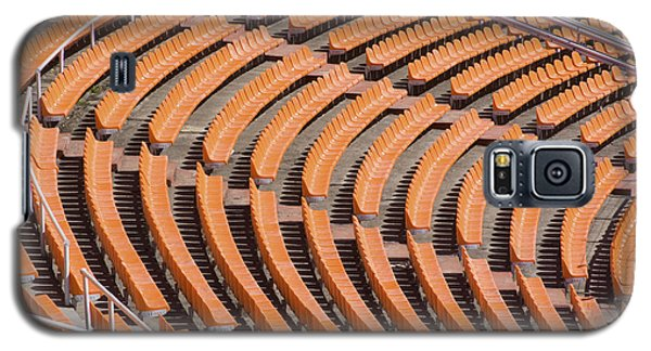 Abstract Pattern - Rows Of The Stadium's Seats Galaxy S5 Case