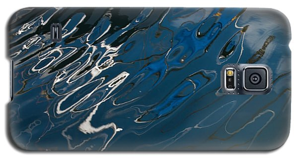 Abstract Reflection Galaxy S5 Case by Jani Freimann