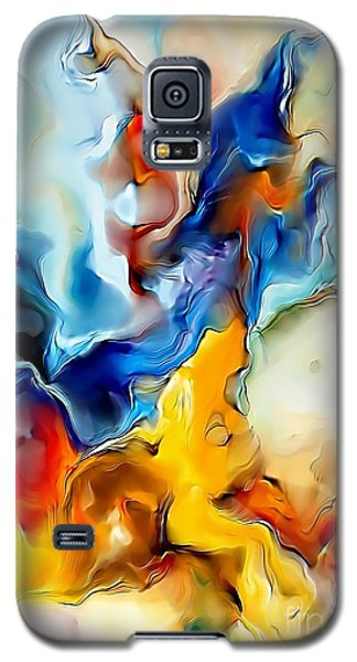 Abstraction 599-11-13 Marucii Galaxy S5 Case